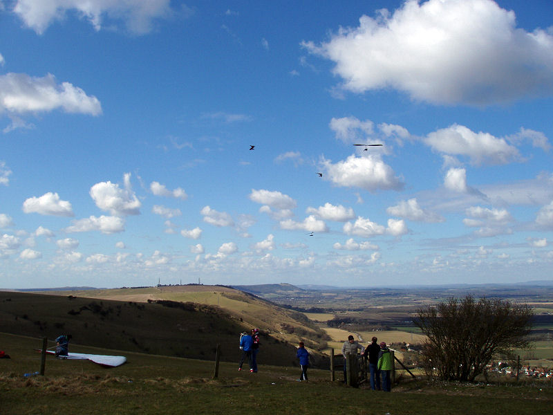 Devil's Dyke Launch