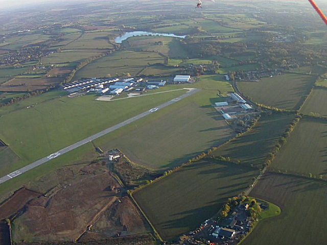 Sywell Airfield