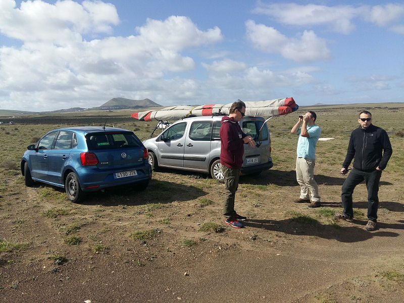 Famara Bottom Landing